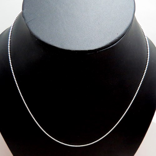 Stylish !! Springring Lock Plain Silver 925 Sterling Silver Chain, Fine Silver Jewellery, Indian Fashion Silver Jewellery