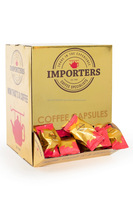 Importers coffee pods
