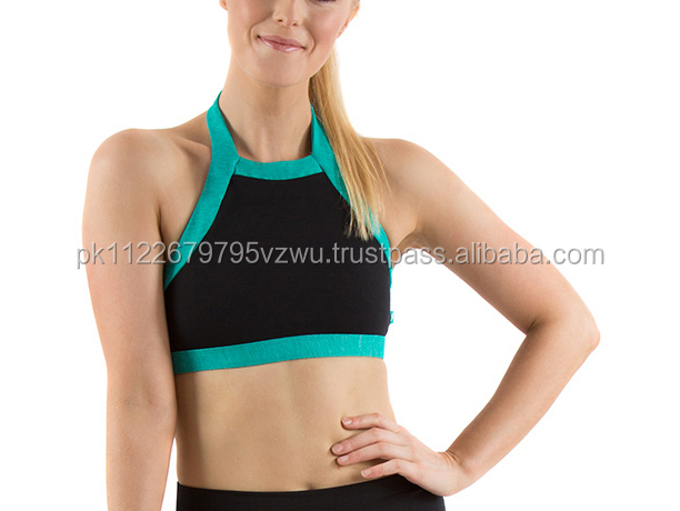 super soft Vibrant Green Crop Top best for your dancing wardrobe
