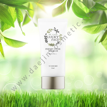 LUCKY FACE - Perfect Cover BB Cream
