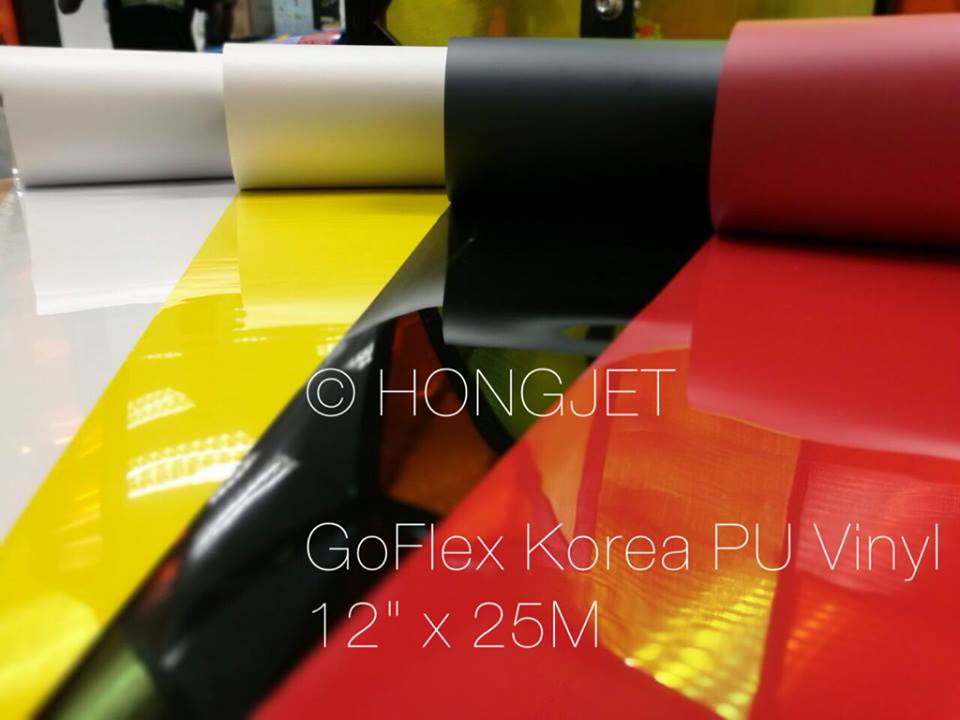 Heat Transfer PU Vinyl (Orginal Korea)