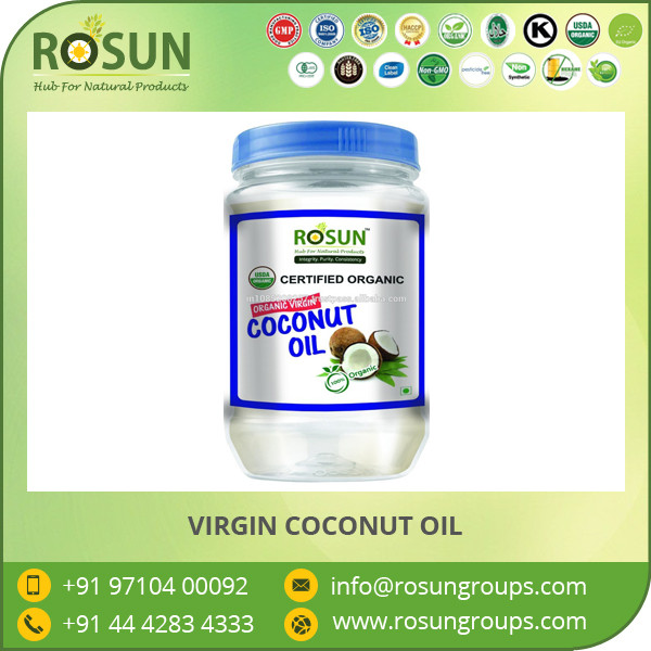 Pure and Natural Extra Virgin Coconut Oil Available for Wholesale Buyers