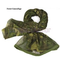 msr-001 outdoor camouflage multipurpose weave military scarf