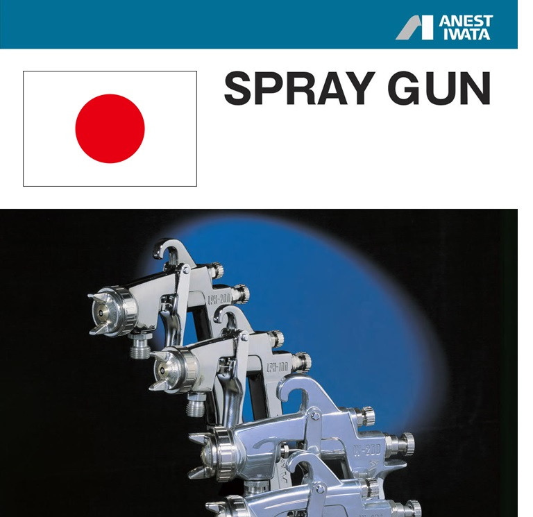 Long-lasting and Safe lvlp spray gun for various , small lot order available
