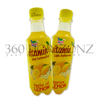 Vitamin C / Beverage / Soft Drink / Taste of Lemon