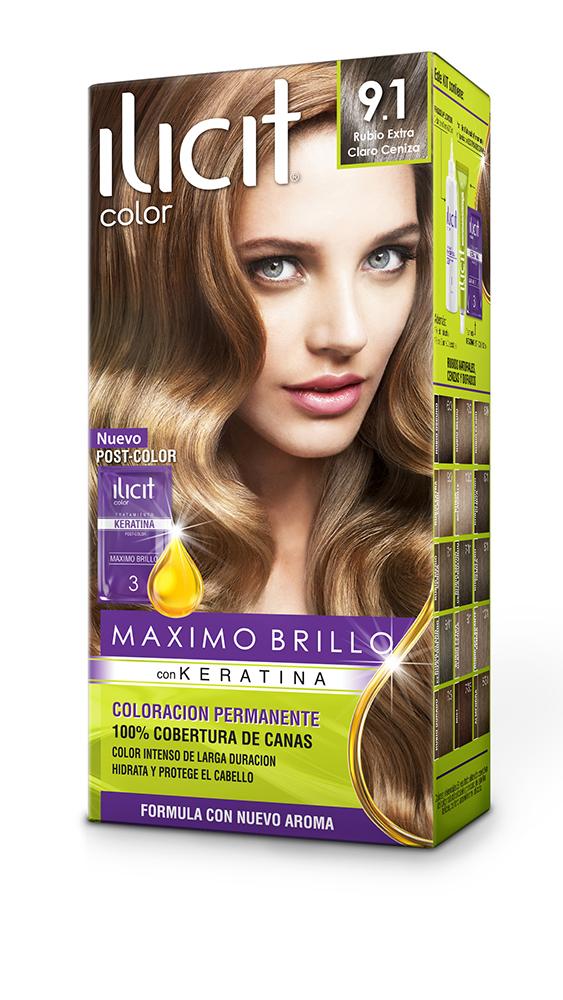 Permanent Hair Color Cream Ilicit Dark Blonde 90 47g Buy Hair Dye