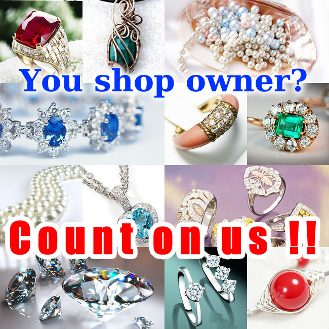 High quality wholesale topaz diamond jewelry for brand shop owner , Other brands also available