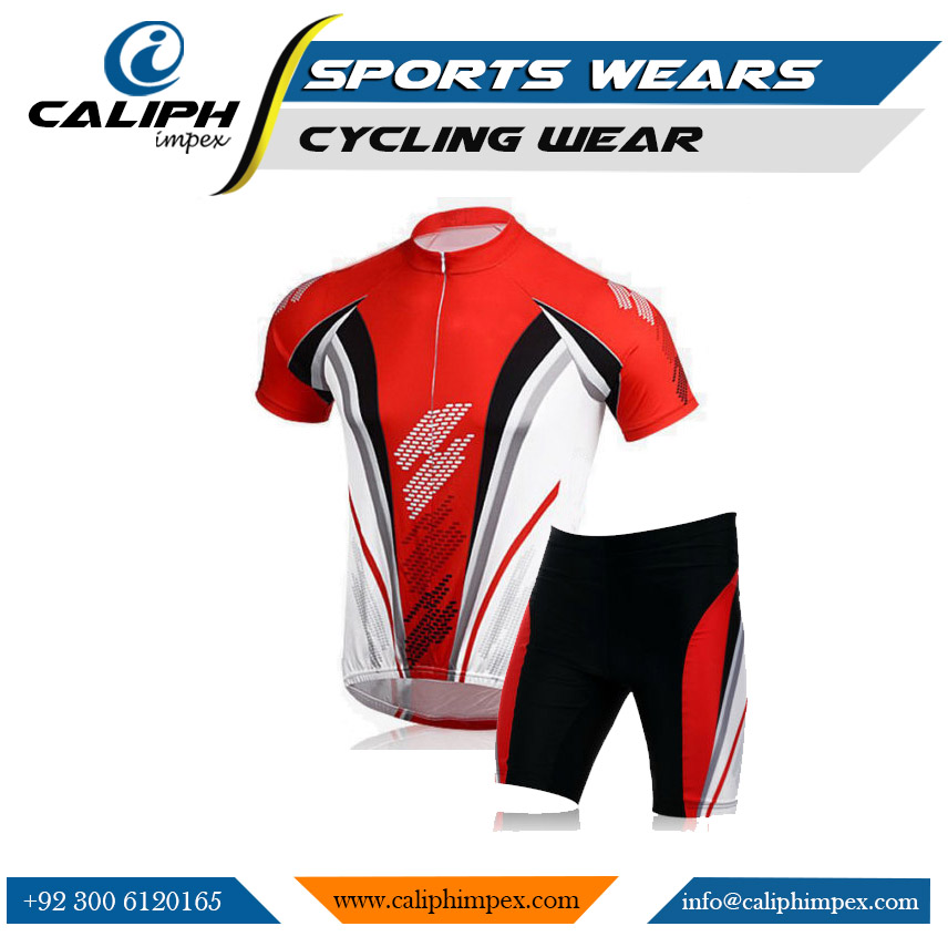Sports Men Cycling Wear Bike Short Sleeve Clothing Bicycle Set Jersey Shorts