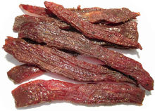 Grade AA Dried Beef for Health (Free Chemical) High quality