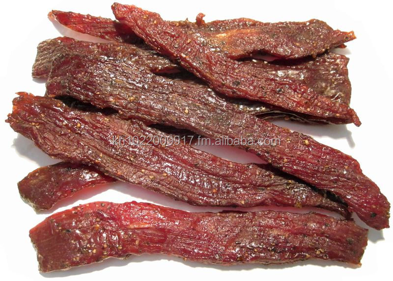 Grade AA Dried Beef for Health (No Chemical) High quality