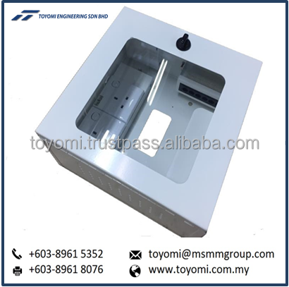 Multimedia information box wall mount SOHO box