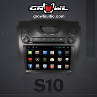 "OEM ANDROID HEAD UNIT 8"" CAPACITIVE TOUCH FIT FOR CHEVROLET S10 2012-2014"