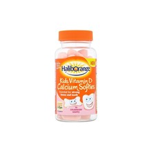 Haliborange Kids Vitamin D Calcium Softies 30s Strawberry