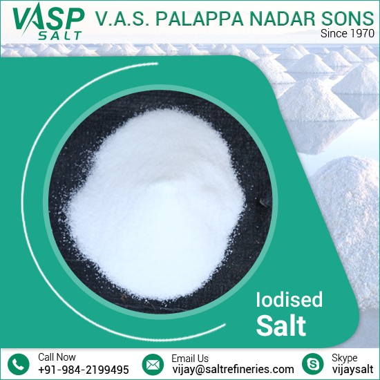 Optimum Quality Safe to Use Iodised Table Salt Exporter