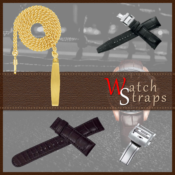 High Quality and Durable long strap watch for watch repair , small lot order available