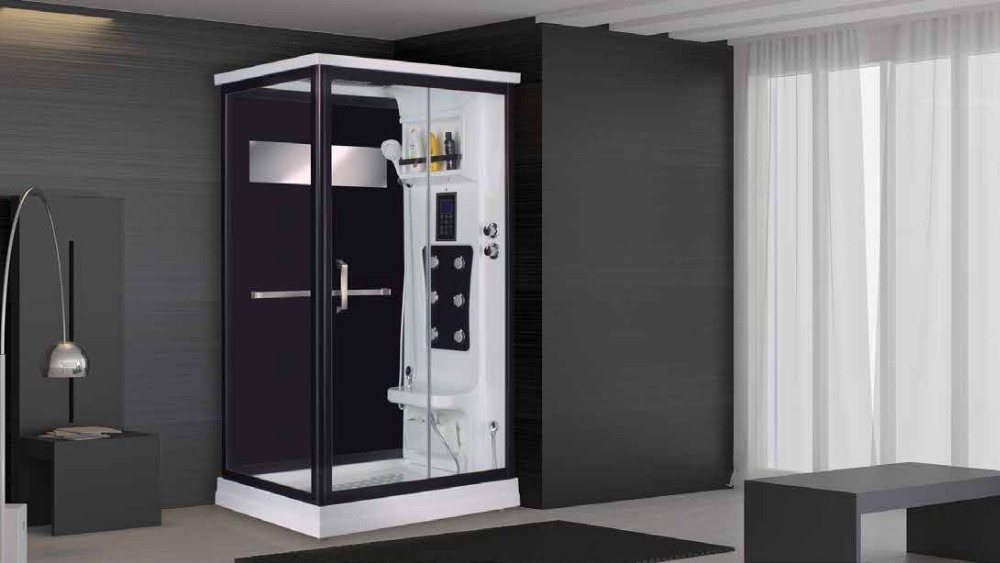 Kriztle Aquapolis Steam Shower Cubicle