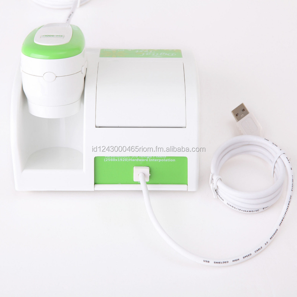 Portable Ultrasonic Facial Cleaner Skin Scrubber Digital Rejuvenation SR-LW-006