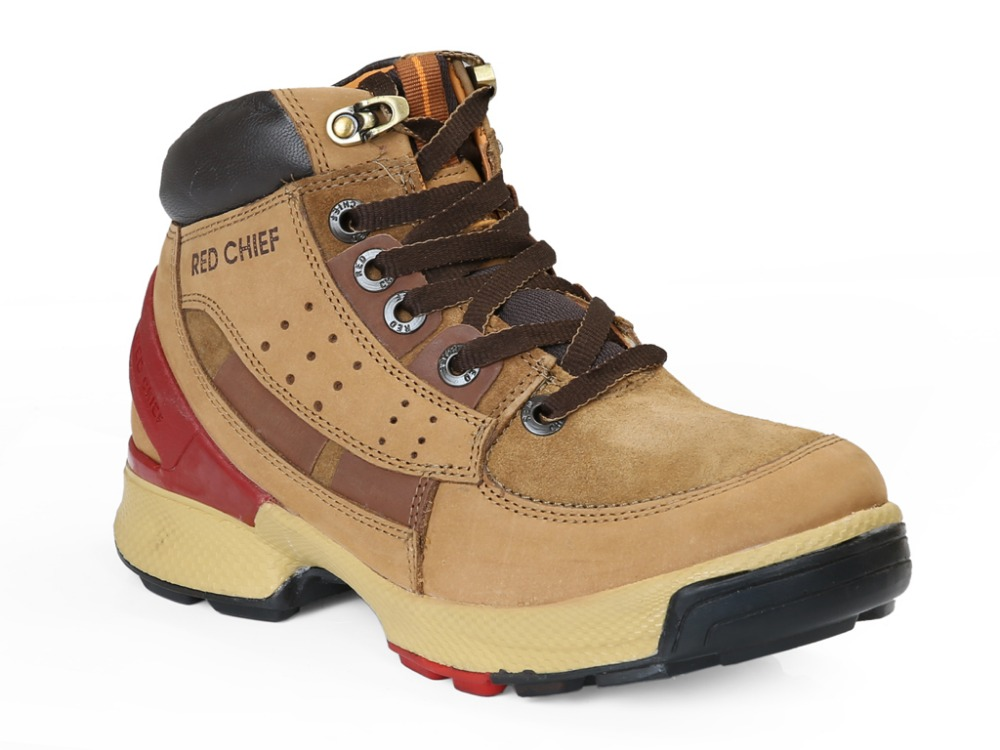 RED CHIEF RC3054 CASUAL SHOE RUST