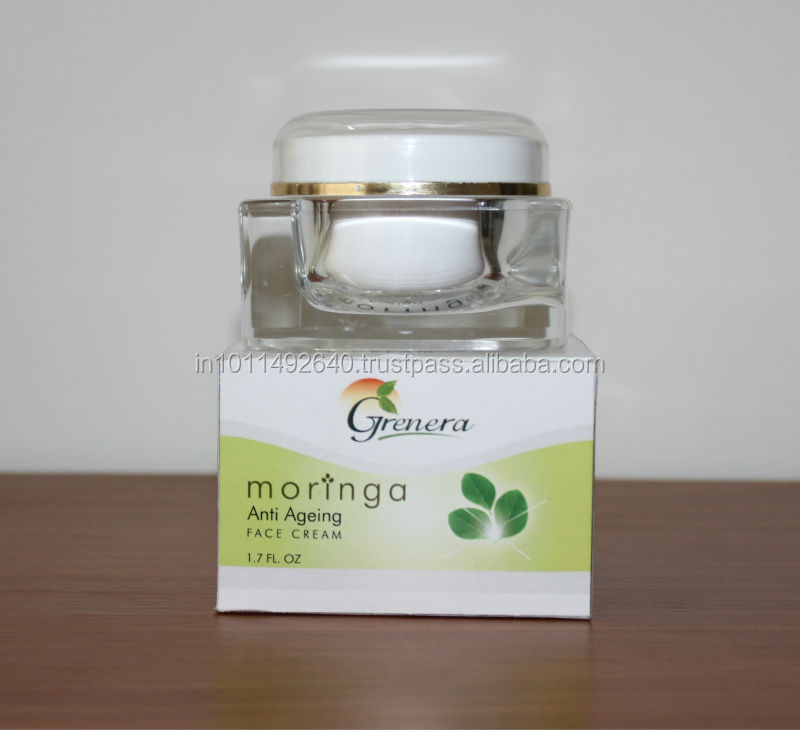 Miracle Moringa Oleifera Face Cream