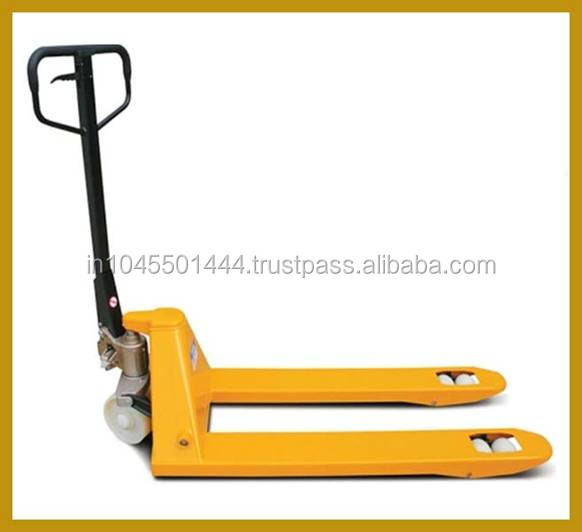 Solpack 3.5 TON HAND PALLET TRUCK SBA