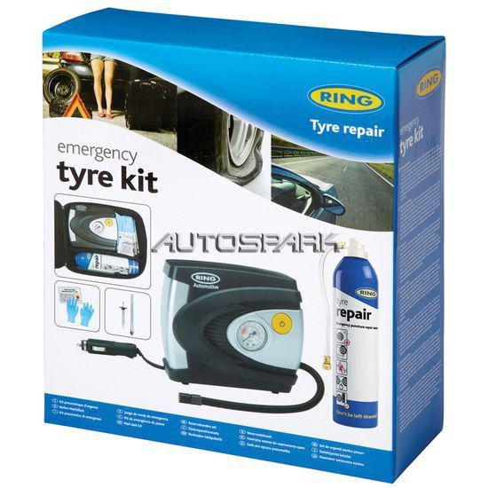 RTK1 - RING, Emergency Tyre Repair Kit