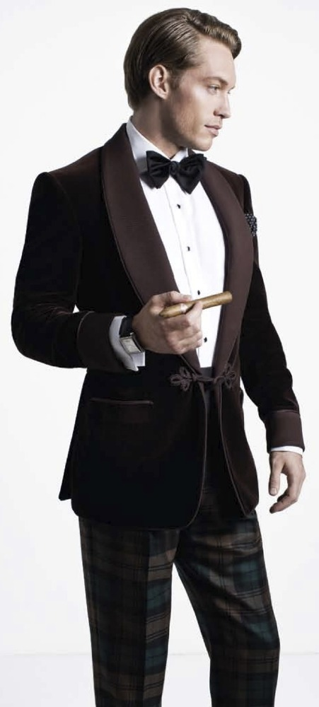 Men New Fashion Wedding Party wear Smoking Tuxedo Shawl Lapel Jacket Blazer Coat