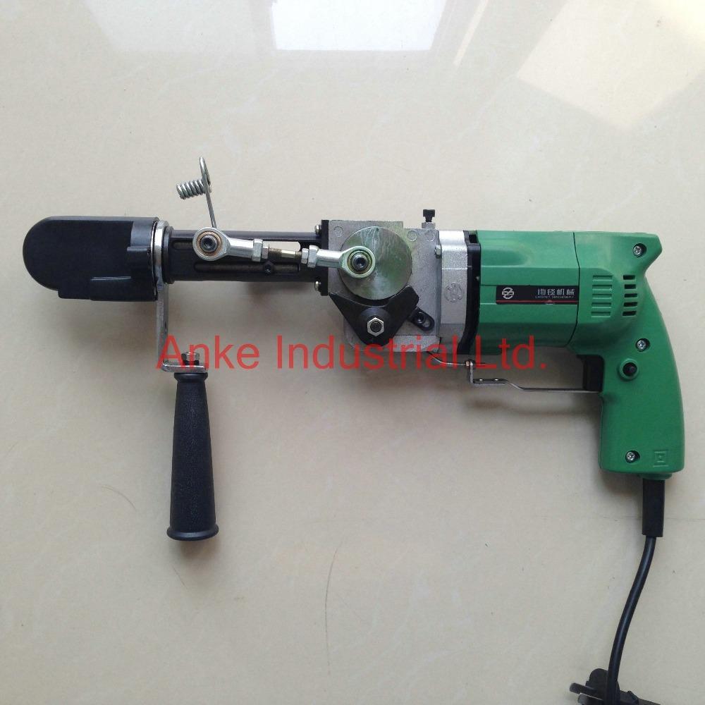 Hand Tufting Gun 9 18 Mm Carpet Tuft Machine Product On Alibaba Com
