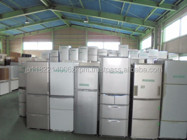 Different types of electrical appliances refrigerator freezer