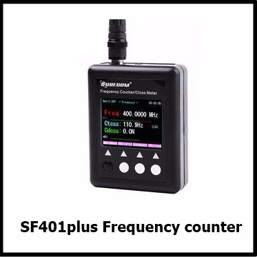 New SURECOM SA160 0.5-60MHz HF Colour Graphic Portable ANTENNA ANALYZER