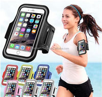 For iPhone 6 4.7 Plus 5.5 inch WaterProof Sport Gym Running Armband protective Case Cover Bag Pouch For Mobile Phone i6 6plus