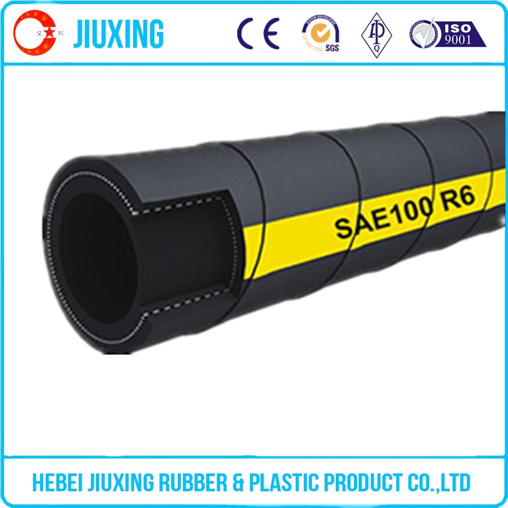 Hydraulic Tubing For Fuel : High pressure flexible sae r hydraulic hose for oil