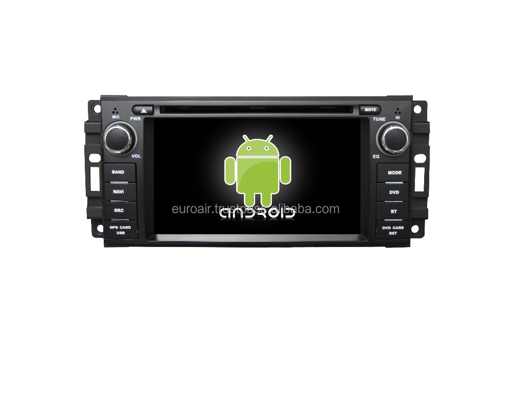 DVD/GPS for Jeep