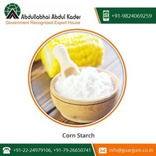 Widely Demanded Corn Starch Useful for Various Industries