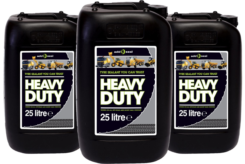Add Seal Heavy Duty Tyre Sealant
