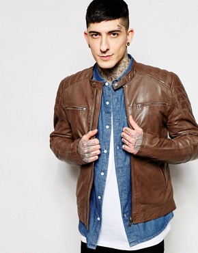Bomber Style Leather Jacket Bomber Style Leather Jacket Suppliers
