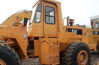 USED USA Caterpillar 966E Skid Steer Wheel Loader (2006, 3~5 cubic meter, rated 5 ton)
