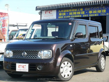 japanese and Reasonable nissan car models CUBECUBIC 2007