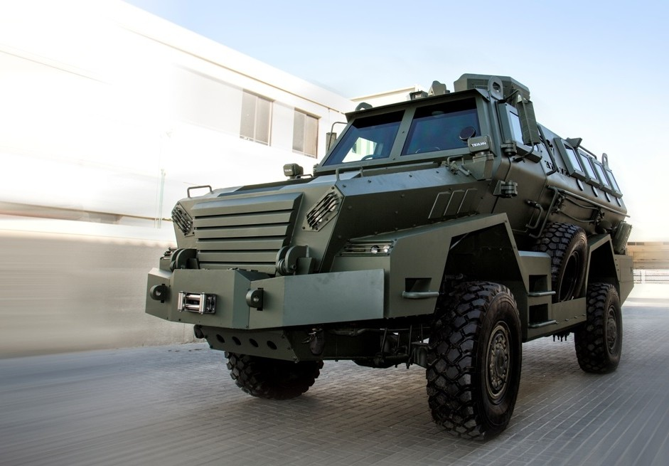 Armored bulletproof APC Armored personnel carrier AFV
