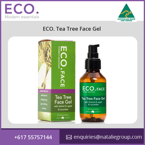 Best Oil Controlling Skin Care Product Tea Tree Face Gel for Sale