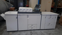 RIOCH C900 COLOR PRODUCTION PRINTER WITH LCT RT5000 AND SR5000 USED