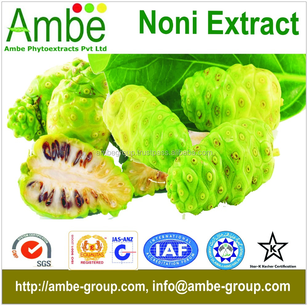 Noni Fruit Juice Powder Extract