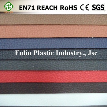 For Home Textile Furniture Sofa Car Seat PVC Material pvc leather both fresh and stock lot order