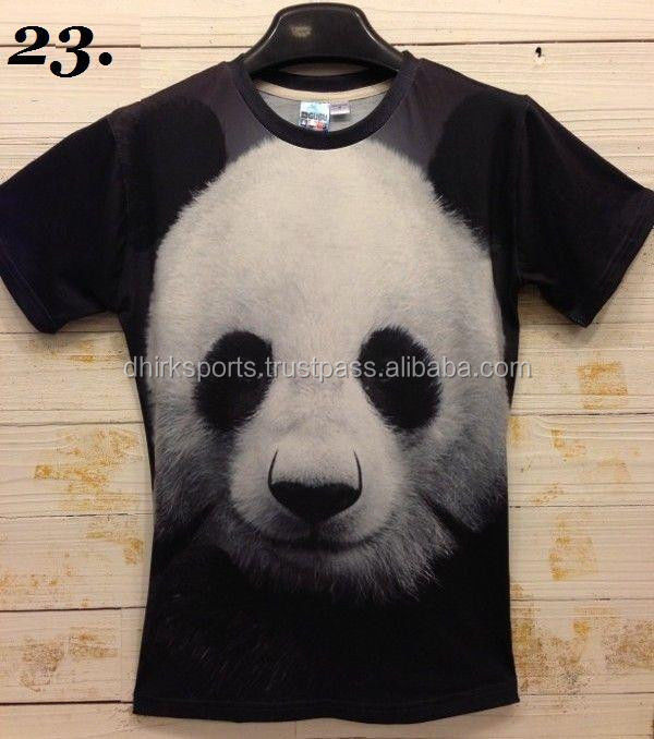 Higher quality Sublimated shirts/ Sublimation t shirts customized designs at your door step