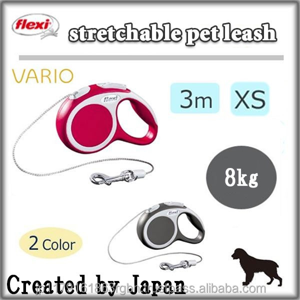 High quality and Easy to operate dog running leash for your lovely dogs created by Japan