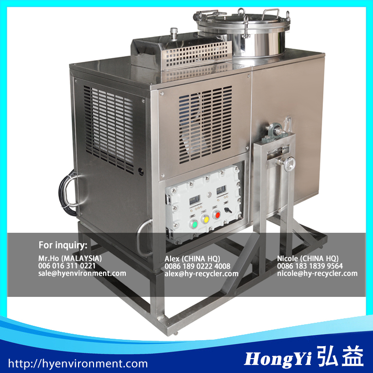 Stainless steel Acetone Recycling Machine
