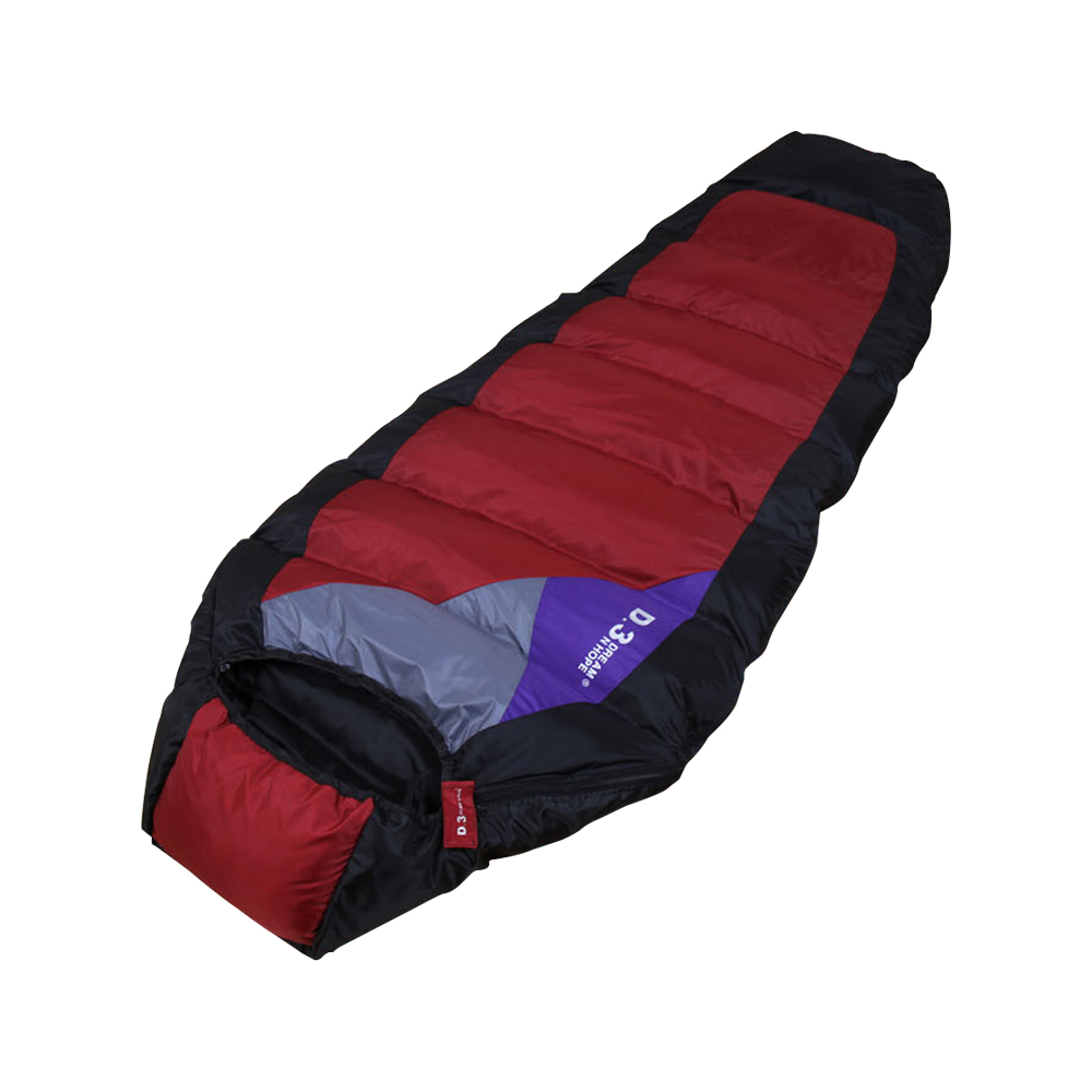 Premium Goose Down Sleeping Bag D3-DUKE