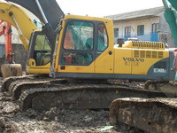 Used VOLVO excavator 240BLC heavy equipment for Sale