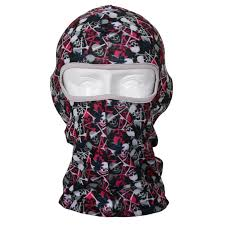 3 hole tactical face mask balaclava beanie knit cap / knitted hat