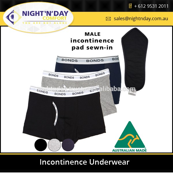 New design at wholesale price for men cotton underwear from Australia