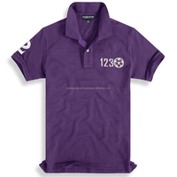 Cotton Polyester Mens Polo Shirt New